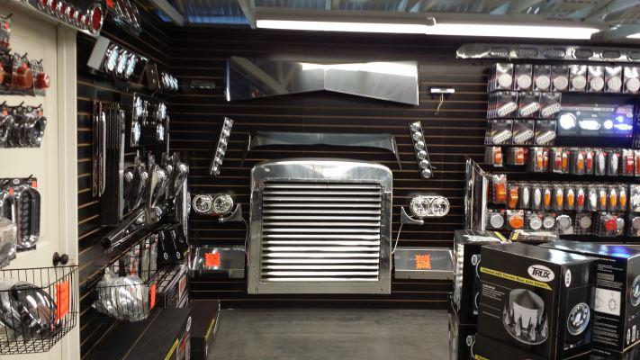 Truck Chrome Shop Near Me >> American Truck Chrome Truck Sales Salvage
